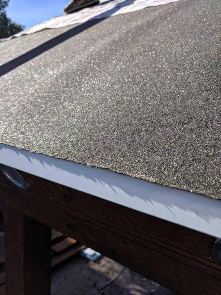 Drip Edge Over or Under Felt? | Why It Matters – Roof Hippie